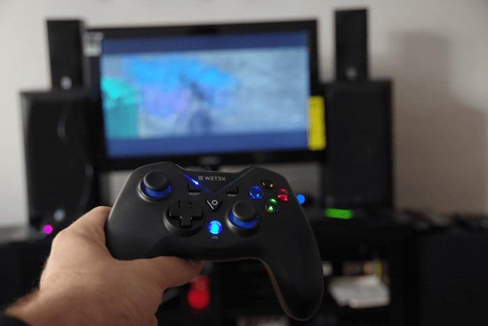 WeTek gamepad review - hands-on