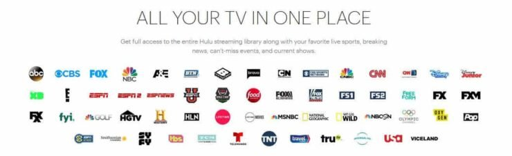 Hulu live tv review