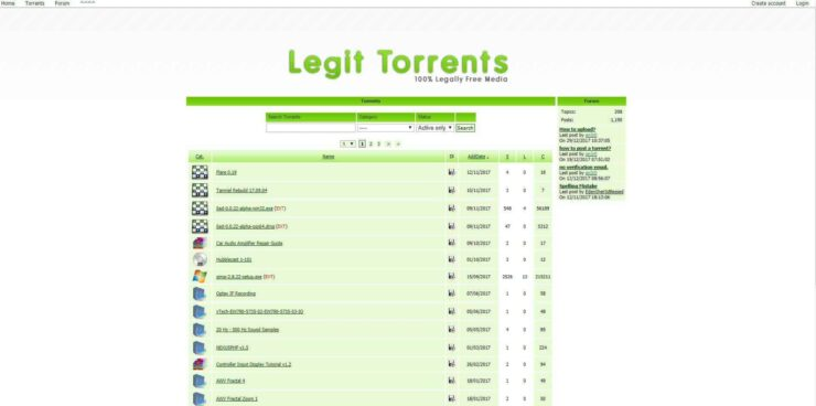 10 Best legal torrenting sites 2018 - Legal torrent websites