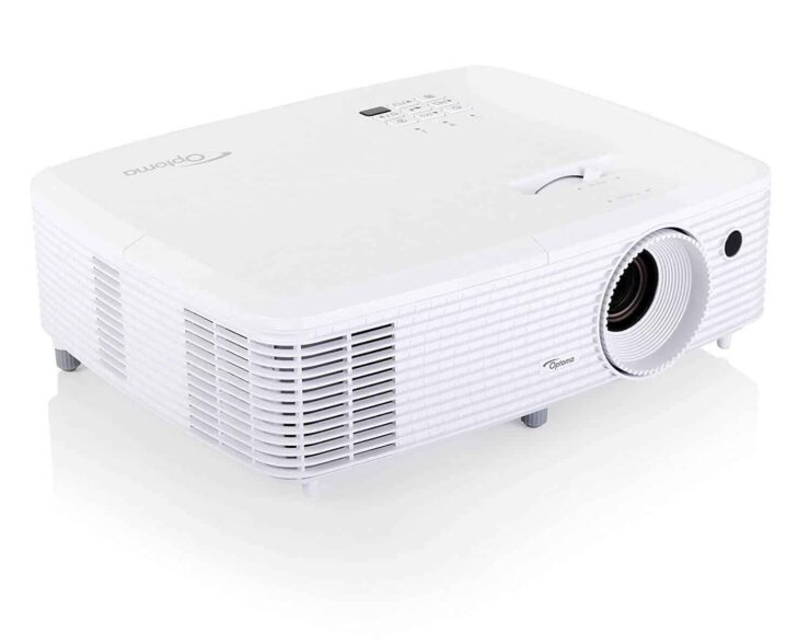Best home theater projectors 2018 - Optoma HD27