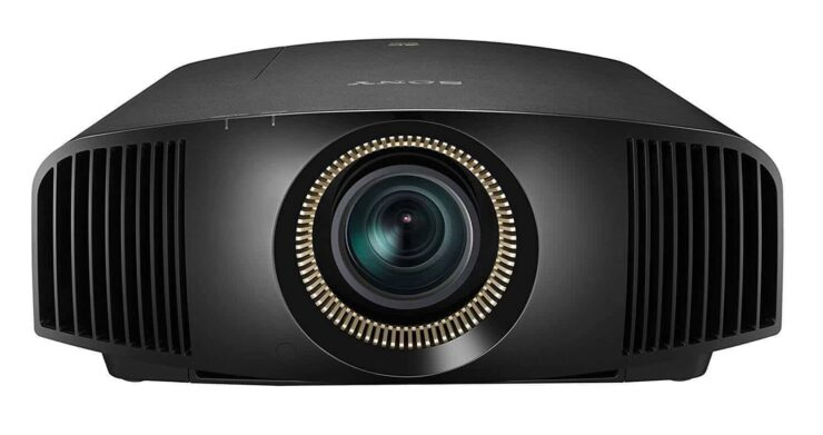 Best home theater projectors 2018 - Sony VPLVW385ES