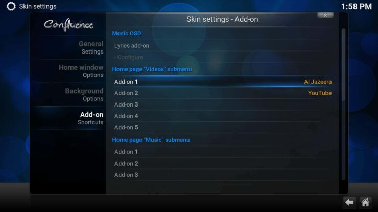 add favorites shortcut to kodi - How to add Favorites shortcut to Kodi homescreen