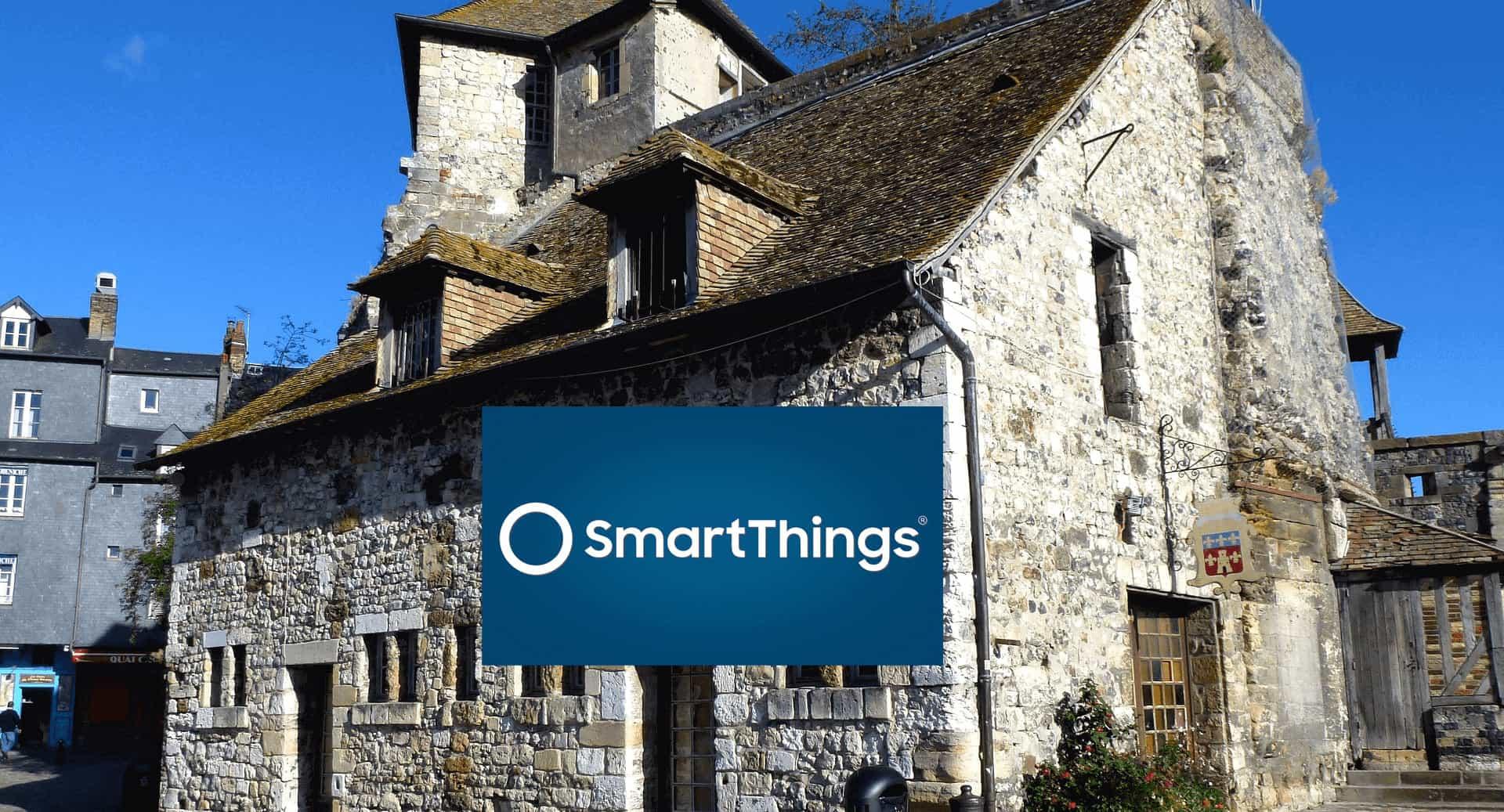 Smartthings Devices Hero111 - Smarthomebeginner
