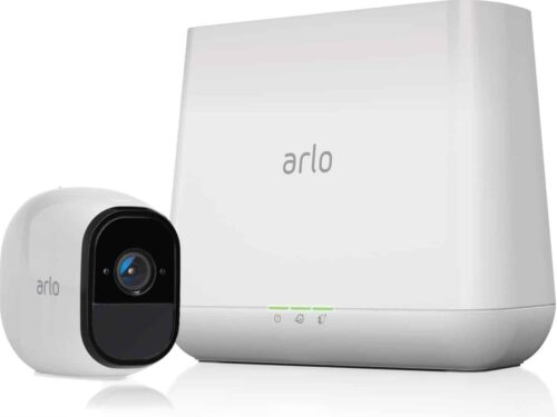 Netgear Arlo Pro Security System - best smartthings compatible devices