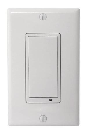 Linear Gocontrol Z-Wave Plus Top In-Wall Light Switch