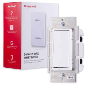 Honeywell Z-Wave wall switch