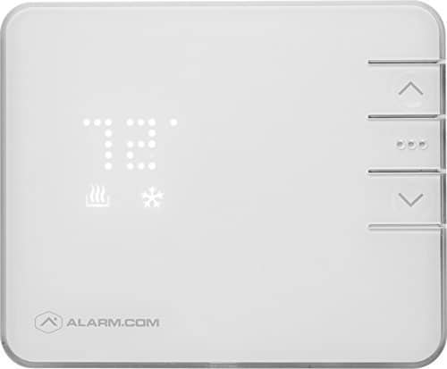 Best Z-Wave smart thermostat - Alarm.com