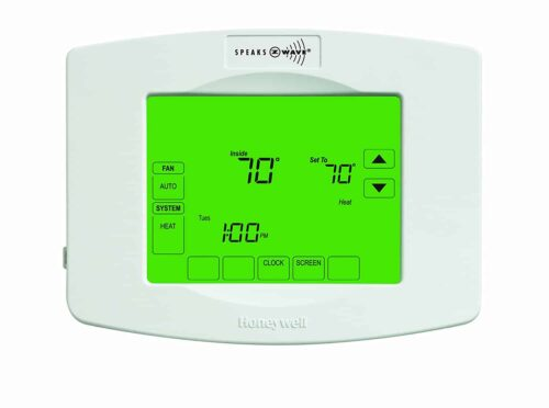 Best Z-Wave thermostat - Honeywell YTH8320ZW1007/U