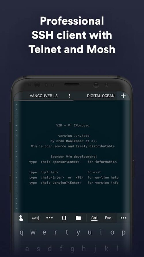 Best Ssh Clients For Android: 10 Free Ssh Apps For Remote Admin - Termius