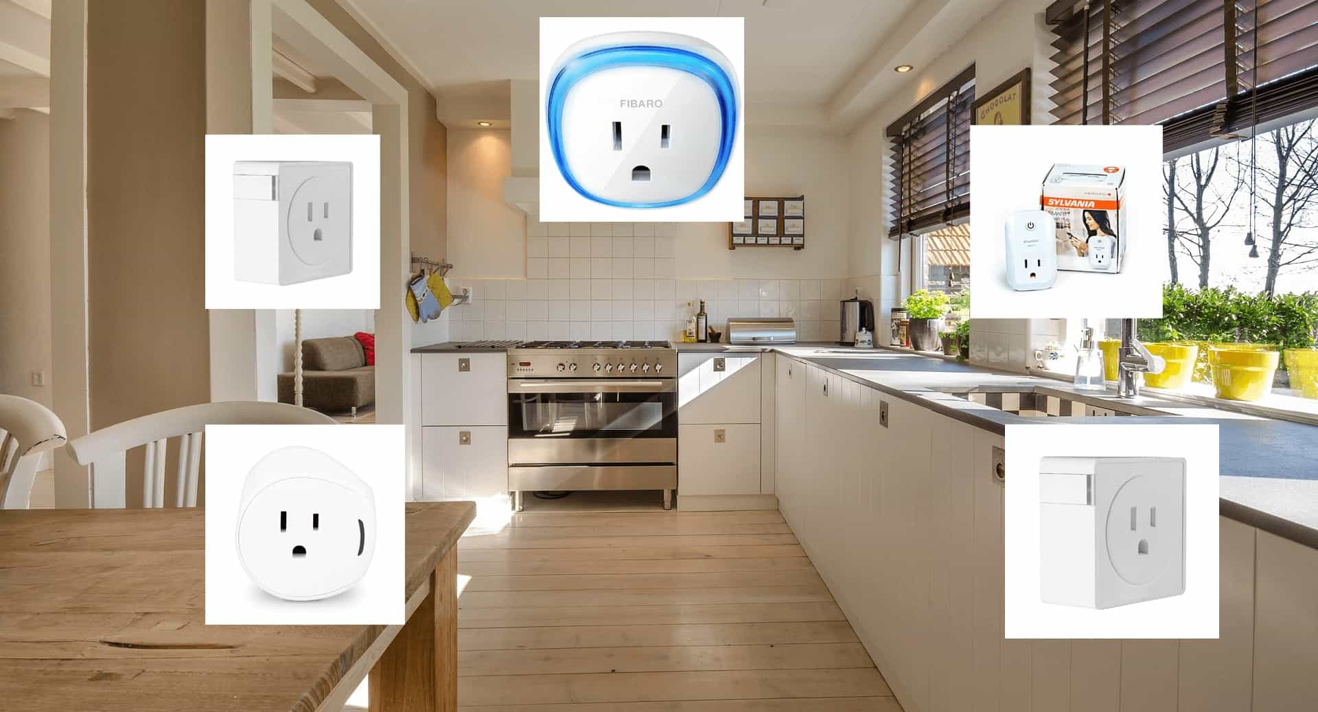 5 Best SmartThings Wall Plugs in 2019 - Reviewed and Compared