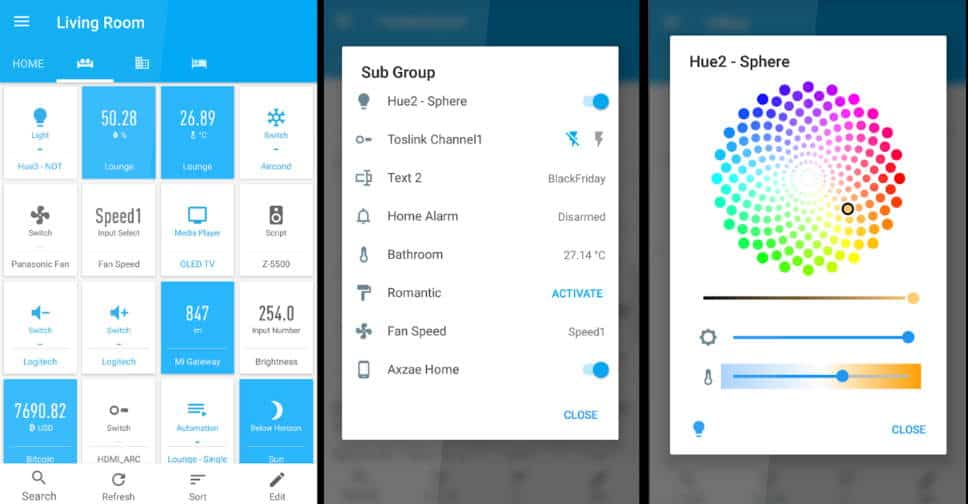 5 Best Android Apps for Home Assistant - Remote control your home