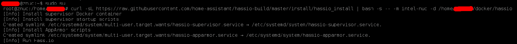 Install HASS io on Docker - Run HASS io on Ubuntu / Debian Systems