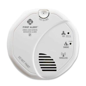 First Alert Zwave Smoke and CO sensor