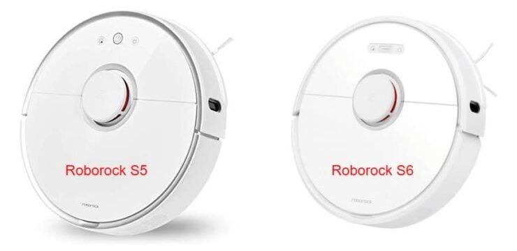Roborock S5 vs S6 - Roborock S6 Review