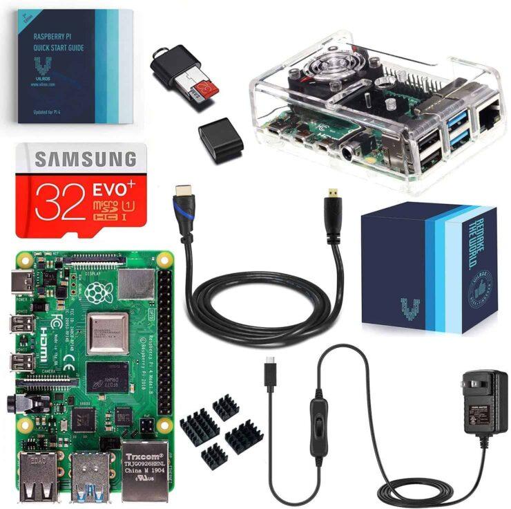 Raspberry Pi 4 Kit for PiHole