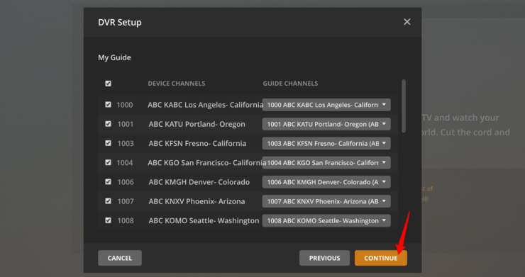Plex IPTV Setup - Check Channel Labeling from EPG Data