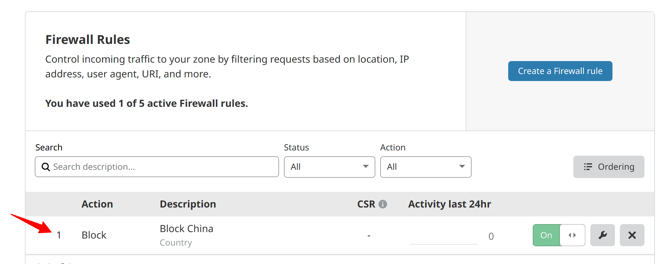 Cloudflare Firewall Rules for Docker