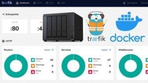 Synology Docker Media Server
