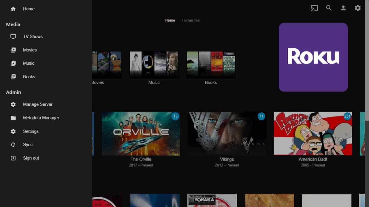 Jellyfin Roku client setup and review - functional but raw