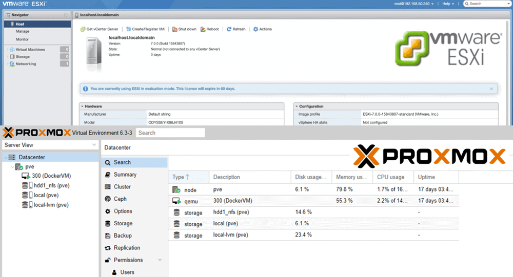Proxmox vs ESXi: 9 Compelling reasons why my choice was clear