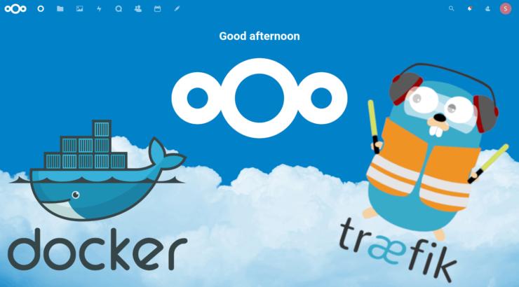 Nextcloud Docker Traefik