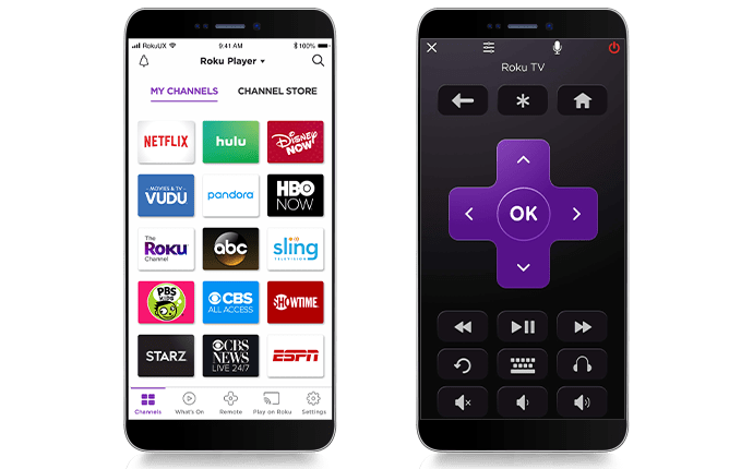 The Official Roku Mobile App