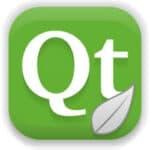 QtonPi and Qt Creator logo