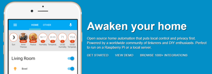 Home Assistant Smart Home Hub