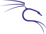 Kali Linux logo is shown here.