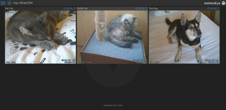 Motioneye Security Camera Software On Raspberry Pi