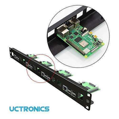 Uctronics Raspberry Pi Rack Mount
